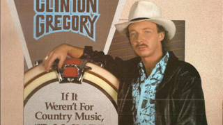 Clinton Gregory ~ Blue Country Frame Of Mind (Vinyl)