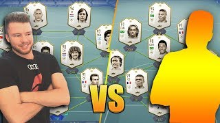 FIFA 19: FULL ICON vs FULL ICON (vs TOP 100 Spieler) 😱😱