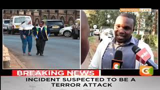 Eyewitness recounts how terrorist attack on 14 Riverside started