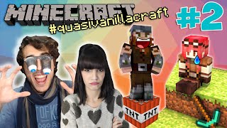 Minecraft (1 Aprile) - Scherzi a Pherenike - Survival #2