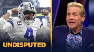 Skip Bayless reacts to the Dallas Cowboys' NFC Wild Card win over the Seahawks | NFL | UNDISPUTED