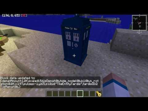 Make your TARDIS smaller! - Dalek Mod - Update 46