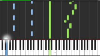 The Exorcist BSO - Piano Tutorial on Synthesia - MIDI Download