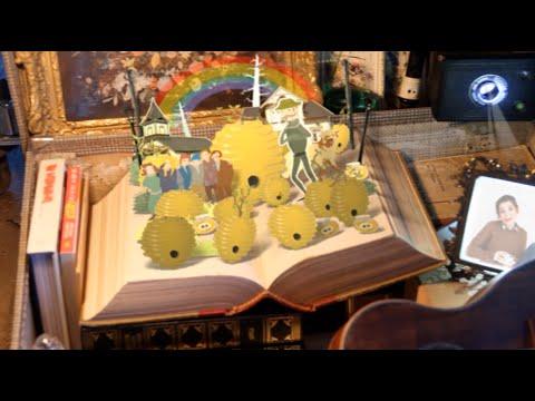 Hafdis Huld - Queen Bee [Official Video]