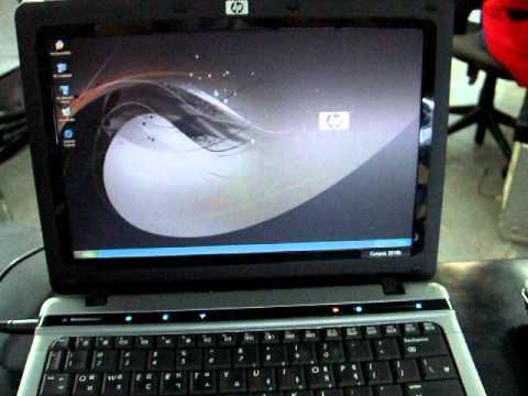 HP Compaq 2210b.AVI