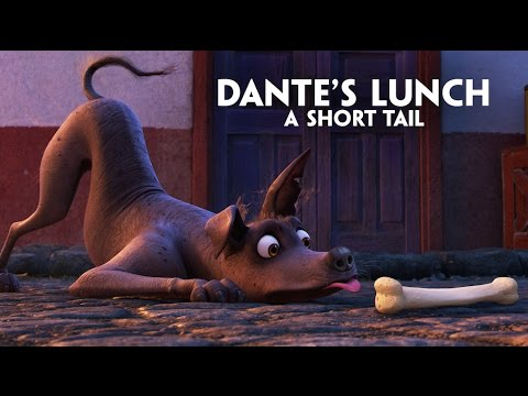 Dante's Lunch...A Short Tail (Short Film)