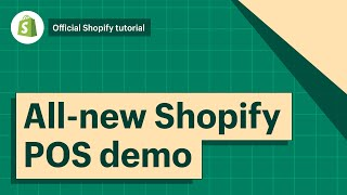 Vídeo de Shopify POS