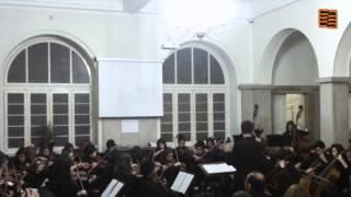 EMCN | OJCN | Suite nº 1 para Orquestra de Carlos Garcia