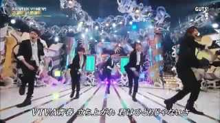 嵐(ARASHI)「GUTS 」Popular Male idol group in Japan!日本當紅偶像