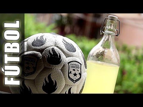 Bebida Isotónica para deportistas - Football Tricks Online & LaCocinaDeSandy
