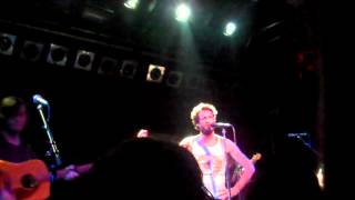 """Father John Misty performs """"Now I'm Learning to Love the War"""" at Neumos 5/7/2012 [SSG Music}"""
