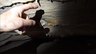 Exploring Big Bear Cave
