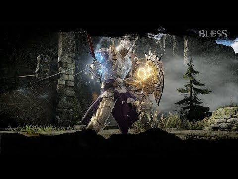 [Bless Online] Paladin Combat Preview thumbnail