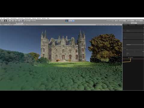 MILLIONS OF PARTICLES! - Unity VFX Graph - смотреть онлайн
