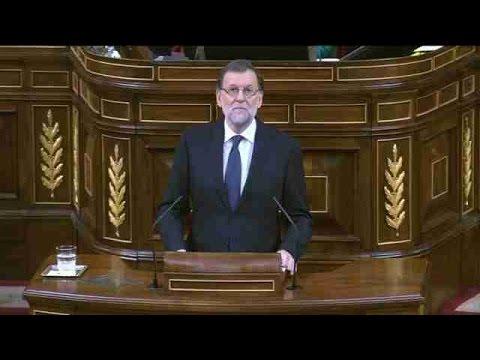 Rajoy apela a la responsabilidad de todos los partidos ante falta de mayoría