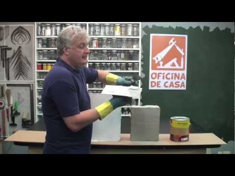 Preparar parede para pintura