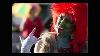 Mardi Gras 2016 NOLA  | Uptown Funk Mark Ronson feat. Bruno Mars's (Trinidad James Remix)
