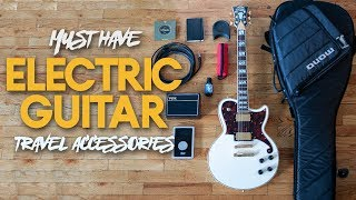 Electric Guitar Accessories   Must Have Travel Accessories