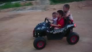 xe ô tô điện trẻ em  xmx 603 trải nghiệm thú vị trên cả  mong đợi