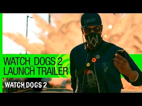 Commercial for Watch Dogs 2 (2016 - 2017) (Television Commercial)