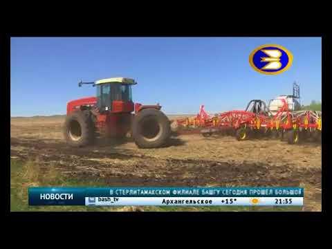 Bash.News: В Башкортостане аграрии пересекли экватор посевной кампании
