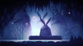 Live wallpaper - Hollow Knight - Resting Grounds - With water sounds