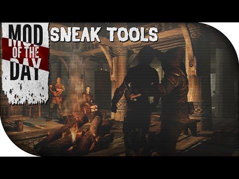 sneak tools