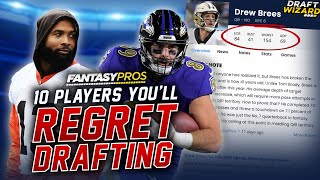 10 Players You'll REGRET DRAFTING (2020 Fantasy Football)