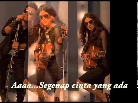 JUDIKA duet with DUMA - Sampai Akhir (Lyric Video)