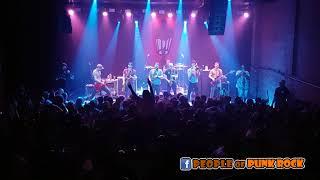 STREETLIGHT MANIFESTO - Keasbey Nights @ House of Independents, Asbury Park NJ - 2018-05-04