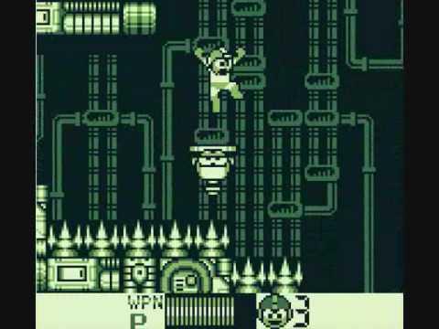 Mega Man IV Game Boy