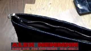 Машинка Версаль - замена молнии на сумке
