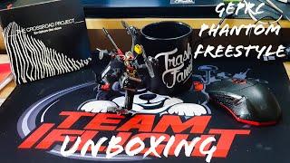 UNBOXING #geprc phantom freesytle #racer #fpv