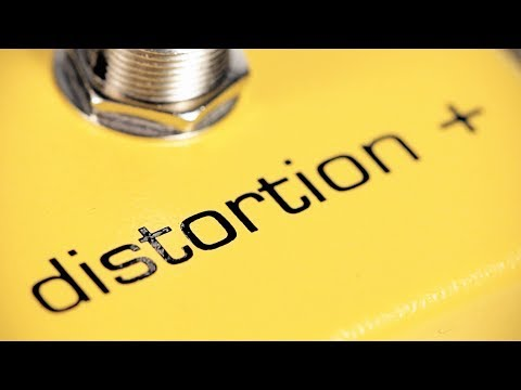 DUNLOP MXR M104 Distortion+ Kytarový efekt
