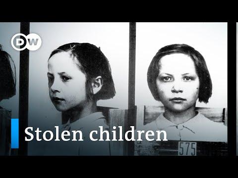 De ontvoeringscampagne van nazi-Duitsland | DW-documentaire