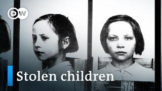 Film o porywaniu i germanizacji polskich dzieci w niemieckiej telewizji-film tlumaczony j.angielskim