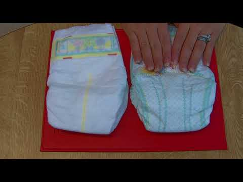 Pampers Baby Dry vs. Pampers Premium Protection
