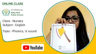 """Phonics """"a"""" sound 