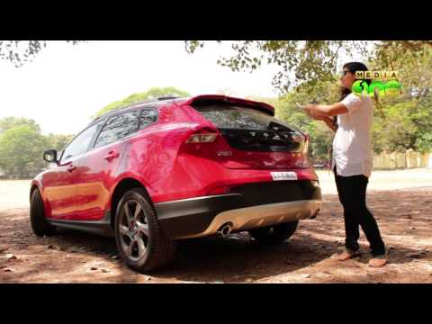 Test Drive: Volvo V40 Cross Country- Hot Wheels, Episode [53] 30-03-14