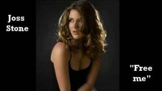 Joss Stone Free me  NEW OFFICIAL SINGLE HQ FULL VERSION