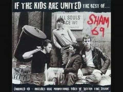 The Kids Are United cover