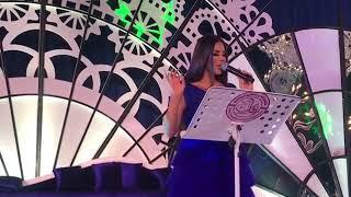 حفل زفاف المريخي الكرام في قاعات موندريان الدوحة مع الفنانه المبدعة ميرنا