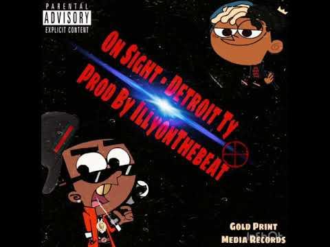 On Sight (SINGLE ) – Detroit Ty Prod By HardCash &
