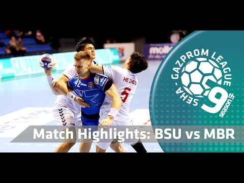 Match highlights: Beijing Sport University vs Meshkov Brest