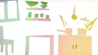 "Nabowa ""キッチンへようこそ feat.ACO"" (Official Music Video)"