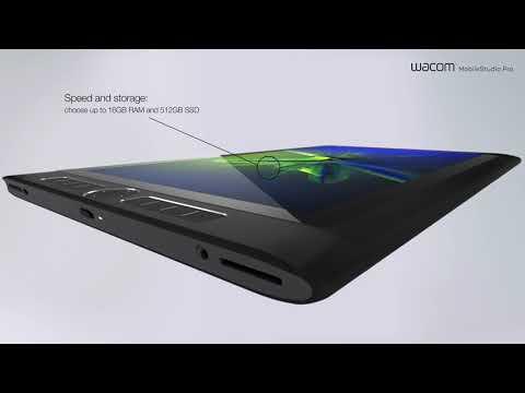 Wacom MobileStudio Pro 13 DTH-W1321H