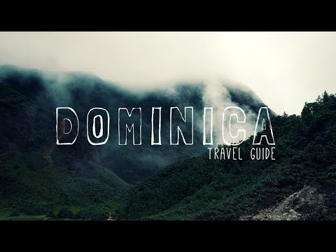 DOMINICA Travel Guide// 5 THINGS you need to know!! Forgotten by TIME AND TOURISM