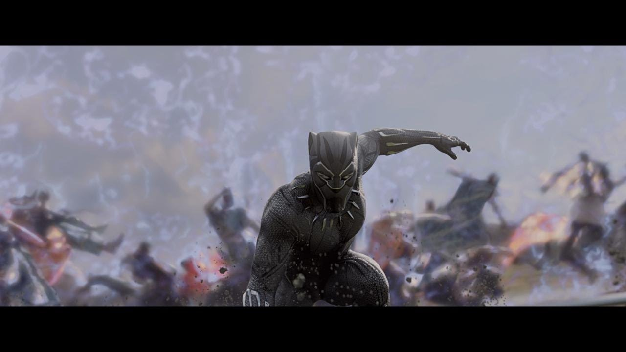 Trailer för Black Panther