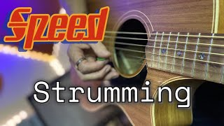 Essential Strumming - Speed Strumming Guitar Lesson With Mark McKenzie