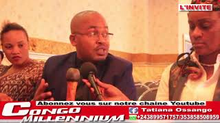 THIMOTE LE NOIR FAIT APPEL A LA «DIASPORA A LOBI TO SUNGA YE PO ABONGOLA MAKAMBU EBELE NA RDC